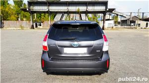 Toyota Prius+ 7 LOCURI Hybrid Euro 6 MPV V PLUS 1.8 Hibrid model 2016  - imagine 7
