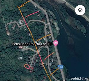 Campina - Sos.Paltinu, teren 1839 mp, locatie de vis, priveliste superba - imagine 19