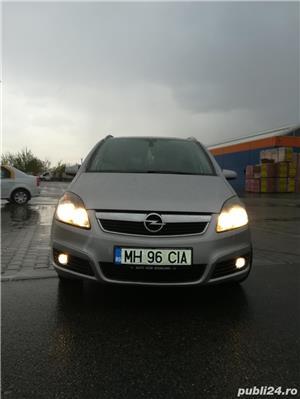 Opel Zafira B 1,9CDTI 120 Cp - imagine 9
