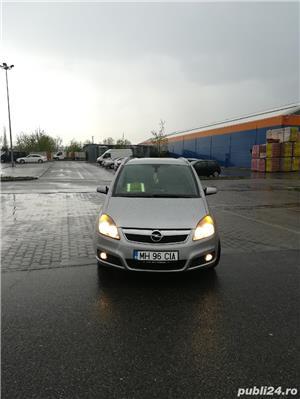 Opel Zafira B 1,9CDTI 120 Cp - imagine 10