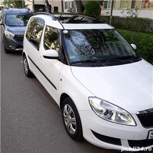 Skoda roomster 1.6 TDI,105 CP,2011,euro 5 - imagine 1