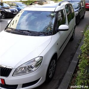 Skoda roomster 1.6 TDI,105 CP,2011,euro 5 - imagine 3