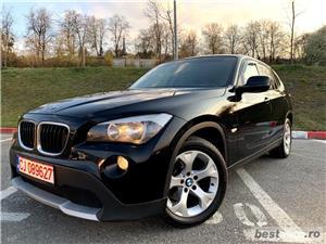 BMW X1 - XDrive - Automat - 2.0 Diesel - 177 CP - EURO 5 - imagine 2