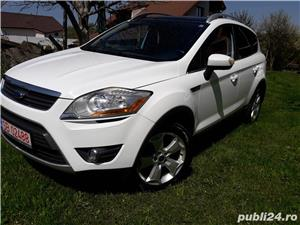 Ford kuga 4x4 RAR Efectuat - imagine 1