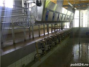 Vand sală muls BOUMATIC PARALEL, 24 posturi, fabricatie USA. - imagine 3