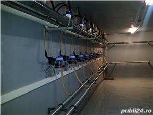 Vand sală muls BOUMATIC PARALEL, 24 posturi, fabricatie USA. - imagine 5