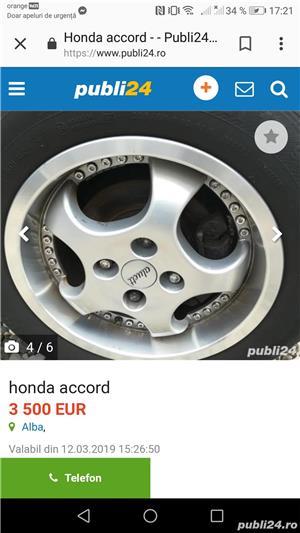 Honda accord - imagine 1