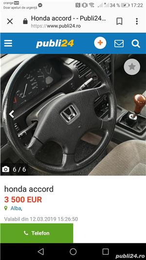 Honda accord - imagine 4