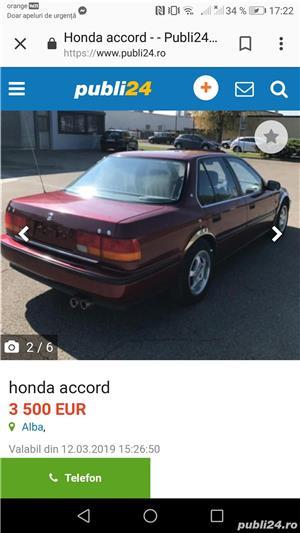 Honda accord - imagine 2