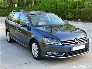Volkswagen Passat  fab .2011 TDI full options , - imagine 4