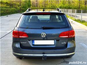Volkswagen Passat B7 Comfortline BlueMotion 1.6 TDI/105 CP. - imagine 6