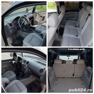 VW Caddy Life 1.9TDI 105CP - imagine 7