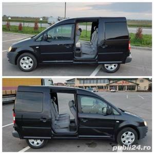 VW Caddy Life 1.9TDI 105CP - imagine 5
