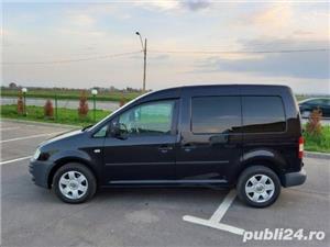 VW Caddy Life 1.9TDI 105CP - imagine 2