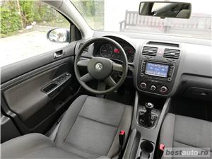 VW Golf V 1.9TDI Highline Navigatie Touchcreen Jante Klima FULL - imagine 5