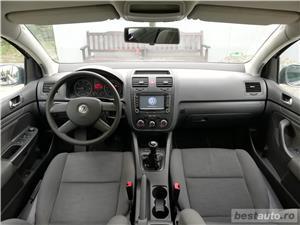 VW Golf V 1.9TDI Highline Navigatie Touchcreen Jante Klima FULL - imagine 4