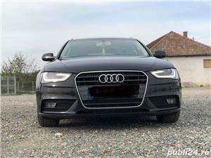 Audi A4 Face Lift - imagine 1