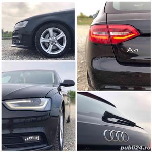 Audi A4 Face Lift - imagine 6