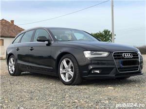 Audi A4 Face Lift - imagine 4