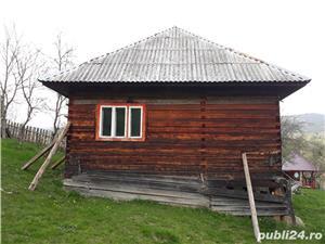 Casa din lemn  - imagine 6