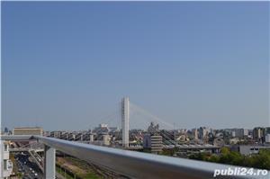 Apartament 2 camere Grivitei - Basarab, Podul Grand, cu terasa 45 mp - imagine 12