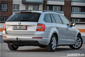 Skoda octavia 2.0TDI Xenon Panoramic DSG Euro 6 2016 - imagine 5