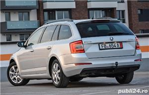 Skoda octavia 2.0TDI Xenon Panoramic DSG Euro 6 2016 - imagine 8