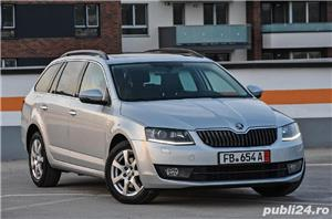 Skoda octavia 2.0TDI Xenon Panoramic DSG Euro 6 2016 - imagine 7