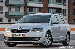 Skoda octavia 2.0TDI Xenon Panoramic DSG Euro 6 2016 - imagine 1