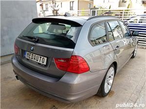 BMW 320D, an 2010, 163 CP, Euro 5, Piele, Navi, TVA inclus - imagine 7