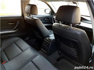 BMW 320D, an 2010, 163 CP, Euro 5, Piele, Navi, TVA inclus - imagine 17