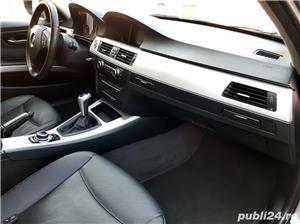 BMW 320D, an 2010, 163 CP, Euro 5, Piele, Navi, TVA inclus - imagine 16