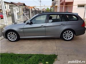 BMW 320D, an 2010, 163 CP, Euro 5, Piele, Navi, TVA inclus - imagine 8