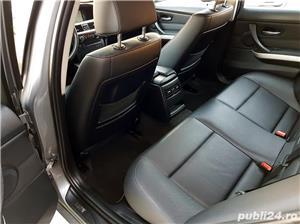 BMW 320D, an 2010, 163 CP, Euro 5, Piele, Navi, TVA inclus - imagine 15