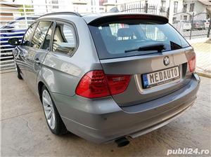 BMW 320D, an 2010, 163 CP, Euro 5, Piele, Navi, TVA inclus - imagine 5