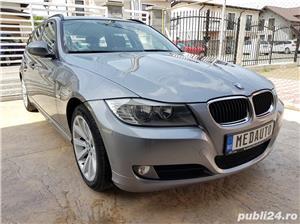 BMW 320D, an 2010, 163 CP, Euro 5, Piele, Navi, TVA inclus - imagine 3
