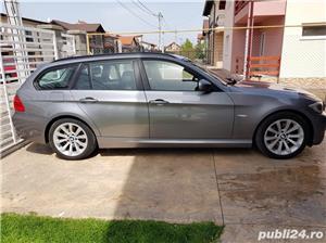 BMW 320D, an 2010, 163 CP, Euro 5, Piele, Navi, TVA inclus - imagine 4
