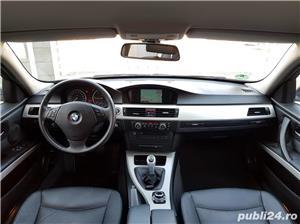BMW 320D, an 2010, 163 CP, Euro 5, Piele, Navi, TVA inclus - imagine 11