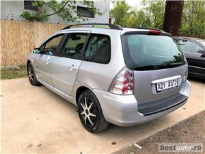 PEUGEOT 307 , 2,0HDI Diesel  - POSIBILITATE RATE FIXE , EGALE SI FARA AVANS .  - imagine 3