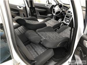 PEUGEOT 307 , 2,0HDI Diesel  - POSIBILITATE RATE FIXE , EGALE SI FARA AVANS .  - imagine 11