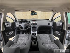 PEUGEOT 307 , 2,0HDI Diesel  - POSIBILITATE RATE FIXE , EGALE SI FARA AVANS .  - imagine 9