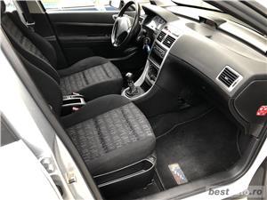 PEUGEOT 307 , 2,0HDI Diesel  - POSIBILITATE RATE FIXE , EGALE SI FARA AVANS .  - imagine 16