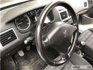 PEUGEOT 307 , 2,0HDI Diesel  - POSIBILITATE RATE FIXE , EGALE SI FARA AVANS .  - imagine 14