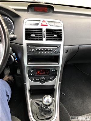PEUGEOT 307 , 2,0HDI Diesel  - POSIBILITATE RATE FIXE , EGALE SI FARA AVANS .  - imagine 12