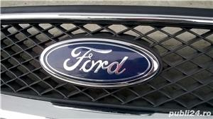 Grila radiator /capota cu sigla ford model ghia(cromat) FORD FOCUS - imagine 3