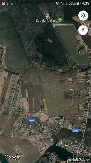 Teren parcelabil zona Balotesti  - imagine 7