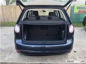 VW GOLF 5 PLUS = 1,9 TDI = / POSIBILITATE DE RATE FIXE , EGALE , SI FARA AVANS .  - imagine 12