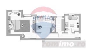 Apartament cu 1 camere de vânzare în zona Lipovei - imagine 5