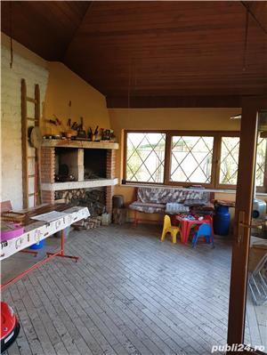 Vand vila P+M in Gepiu , 1300 teren , lux , filigorie , mobilata , sc 300 mp , termopane vitrate - imagine 10