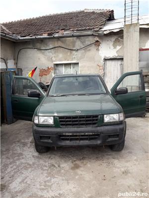 Opel frontera - imagine 14
